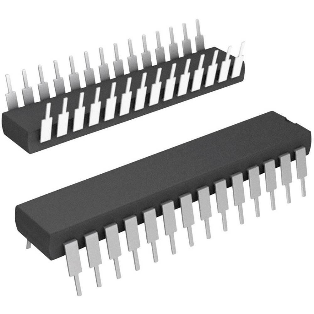 PMIC - grafikdriver Maxim Integrated ICM7218BIPI+ LED 7-segmenter 8 cifre Seriell 250 µA PDIP-28