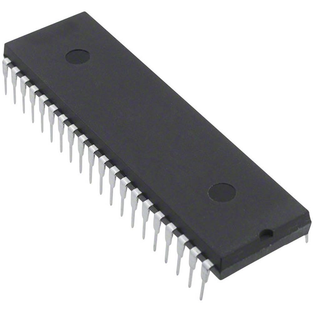 Vgrajeni mikrokontroler PIC16F917-I/P PDIP-40 Microchip Technology 8-bitni 20 MHz število I/O 35
