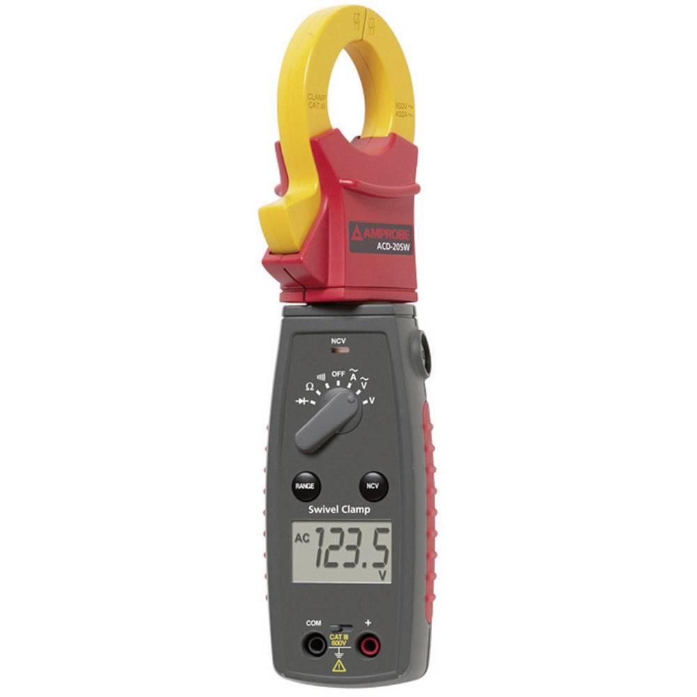 Tokovne klešče, ročni multimeter, digitalni Beha Amprobe ACD-20SW kalibracija narejena po: delovnih standardih, CAT III 600 V št