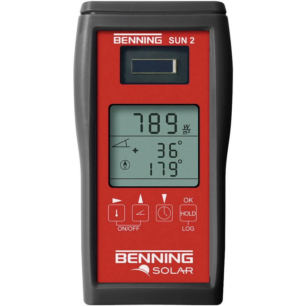 Mjerač sunčevog zračenja i temperature za za fotovoltaične sustave Benning Sun 2 050420