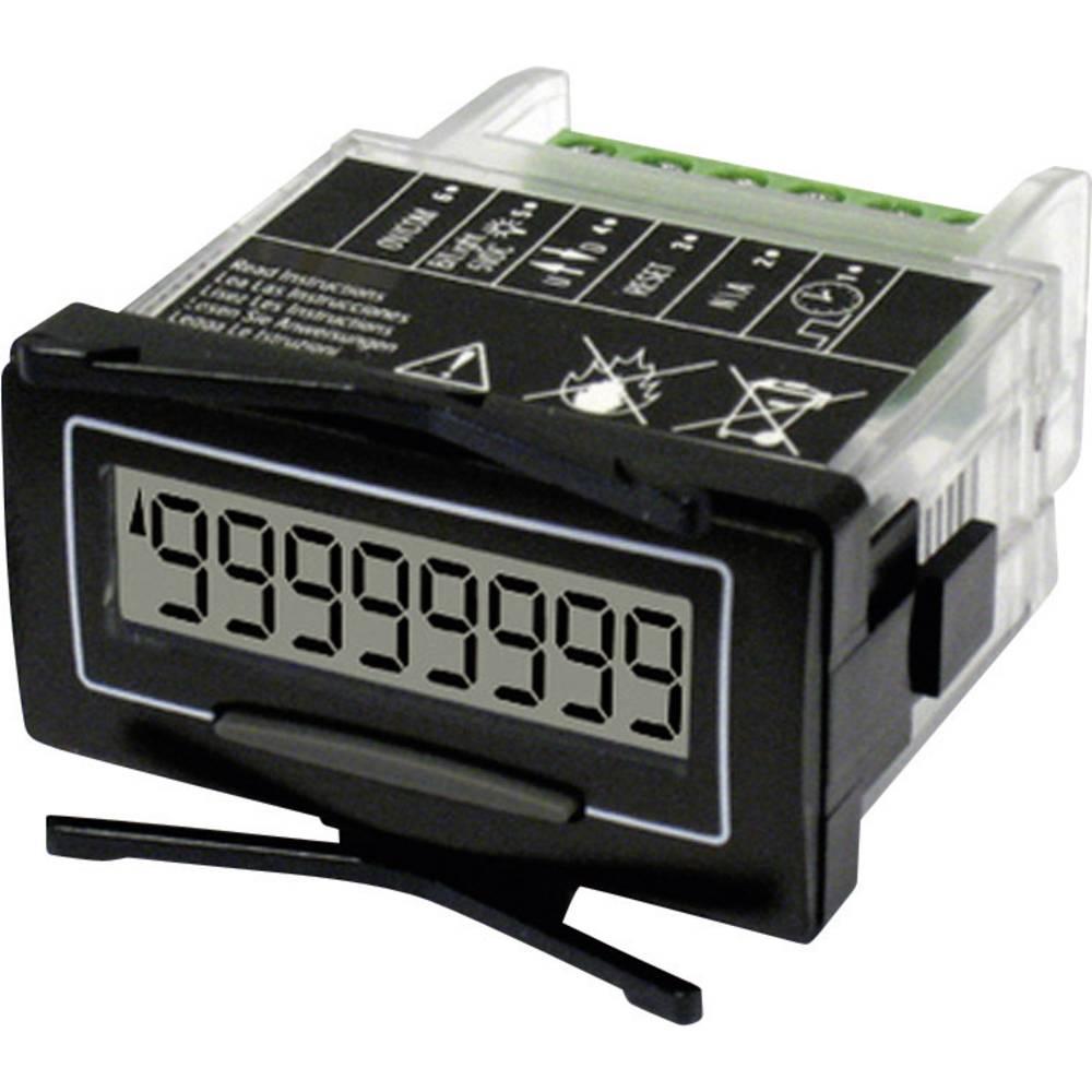 Brojač impulsa sa vlastitim napajanjem Trumeter 7111, dimenzija: 45 x 22, 5 mm