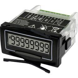 Brojač impulsa sa vlastitim napajanjem Trumeter 7111HV, dimenzija: 45 x 22, 5 mm
