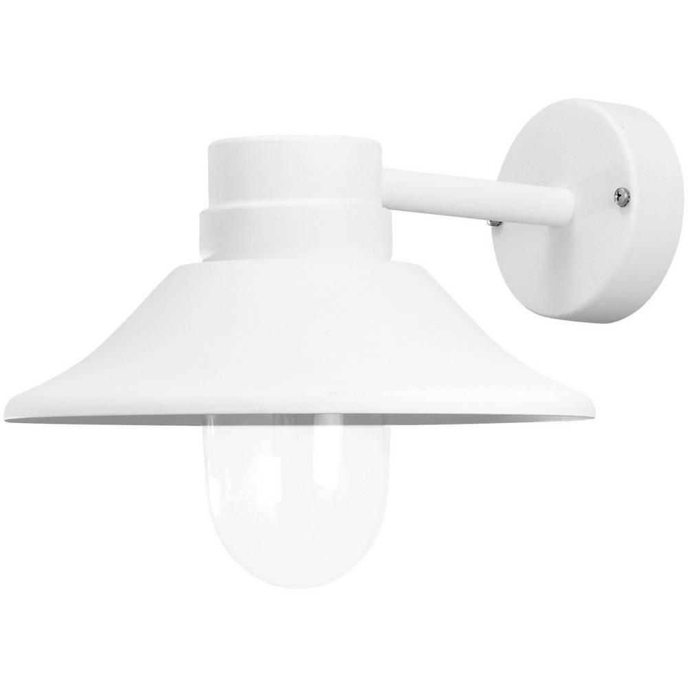 Zunanja stenska LED-svetilka Konstsmide, 5 W, topla bela svetloba, bela, 412-250