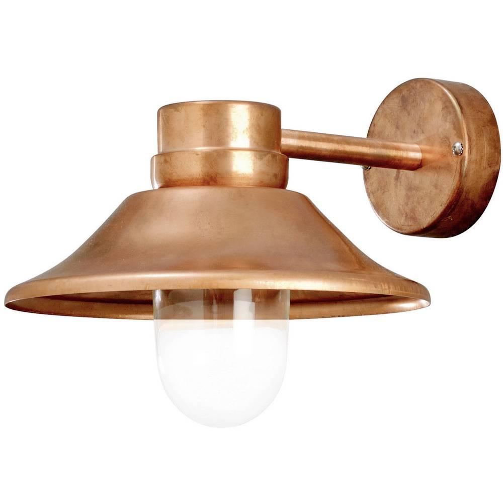 Zunanja stenska LED-svetilka Konstsmide, 5 W, topla bela svetloba, baker, 412-900