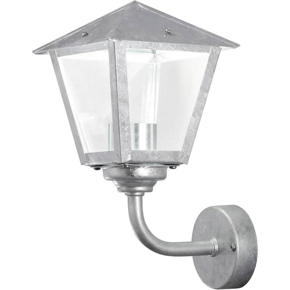 Zunanja stenska LED-svetilka Konstsmide, 5 W, topla bela svetloba, jeklo, 440-320