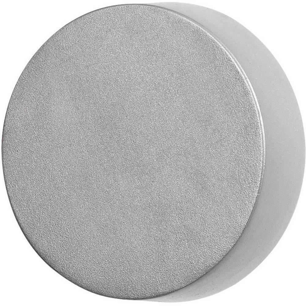 LED vanjska zidna svjetiljka 5.7 W toplo-bijela Konstsmide 7909-310 siva