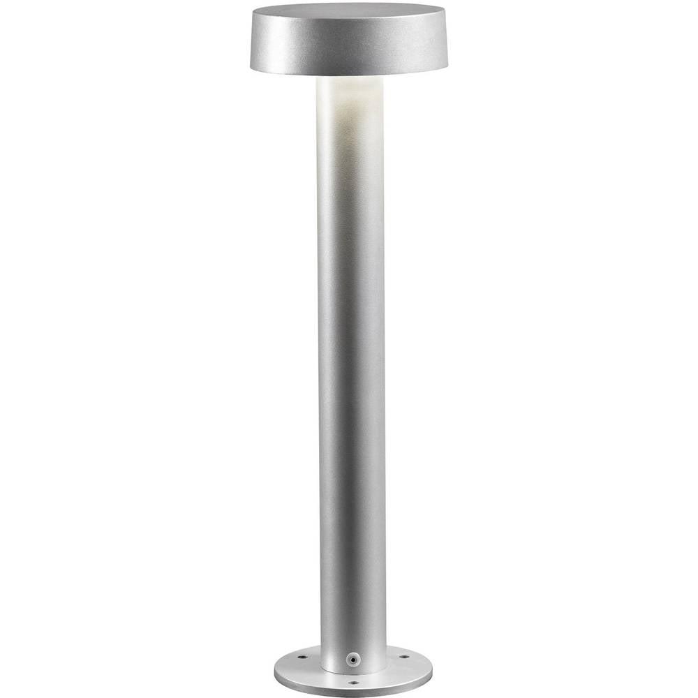 Zunanja stoječa LED-svetilka Konstsmide Pesaro, 5,76 W, topla bela svetloba, siva, 7910-310