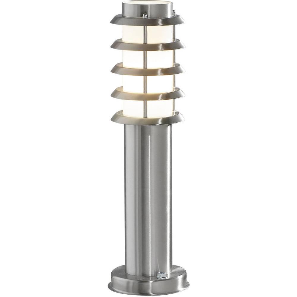 Konstsmide zunanja stoječa svetilka 7561-000 E27 IP44 srebrno siva