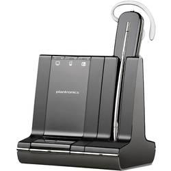 Plantronics Savi W745 telefonski naglavni komplet dect brezžične, mono in ear, on ear črna