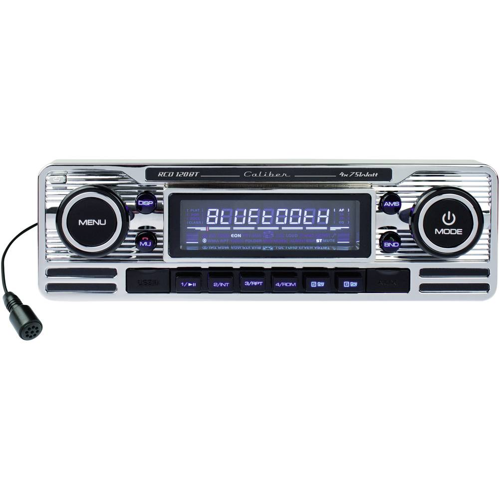 Autoradio Caliber audio tehnologija RCD-120BT Bluetooth Caliber Audio Technology