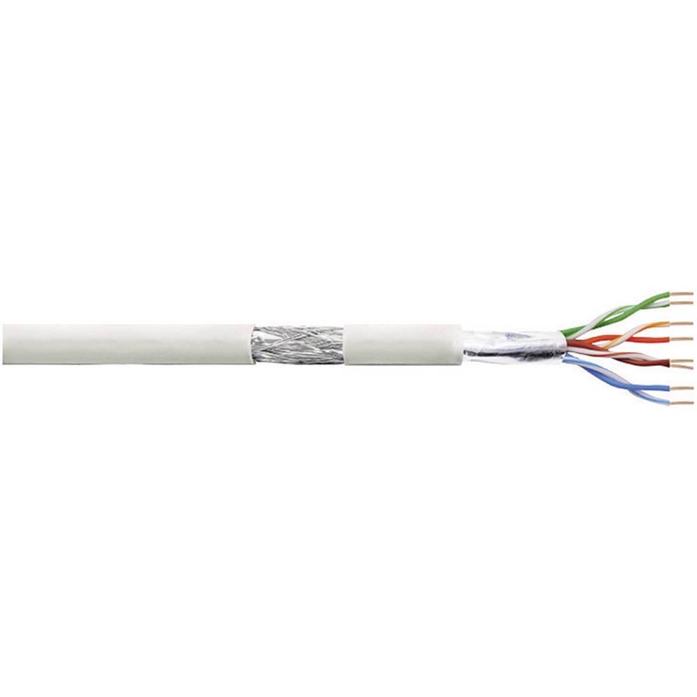 CCA Instalacijski kabel CAT 5e SF/UTP 4 x 2 x AWG 24/1 sivi 305 m LogiLink CPV009