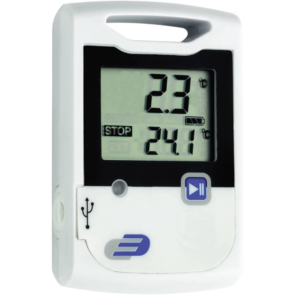 Kal.-ISO TFA LOG10 Set shranjevalnik podatkov, zapisovalnik meritev temperature, 20000, -30 do +60 311048