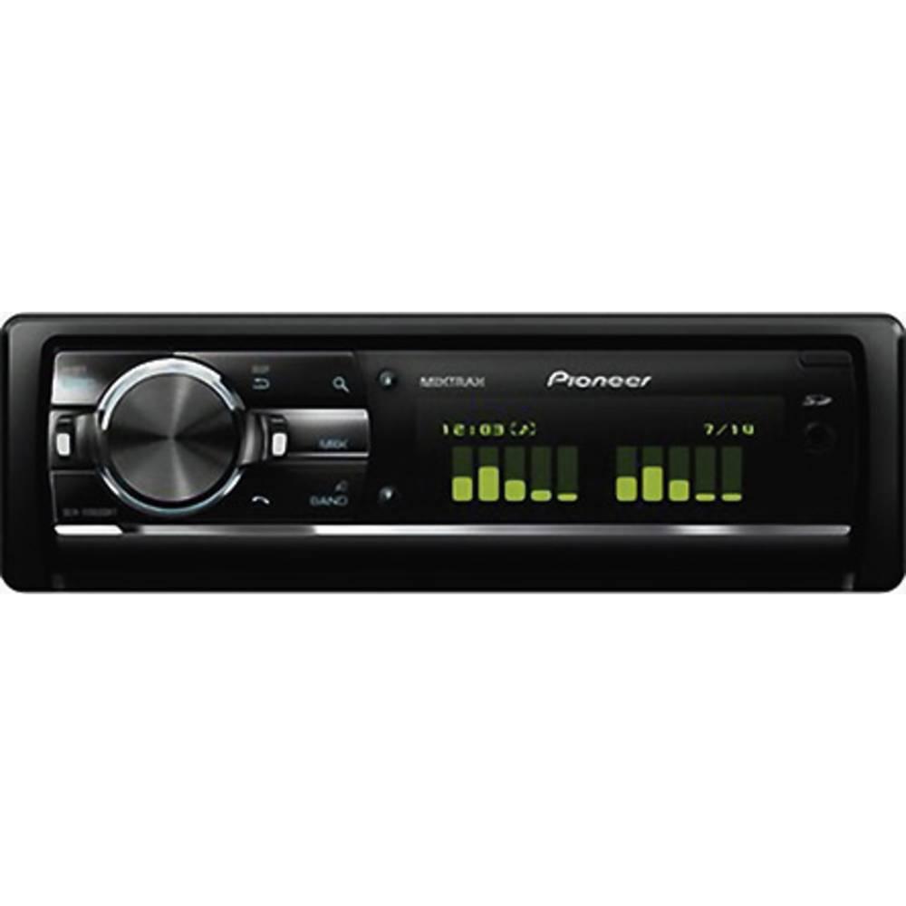 Bilradio Pioneer DEH-X9600BT Tilslutning til ratbetjening, Håndfrit Bluetooth®-system