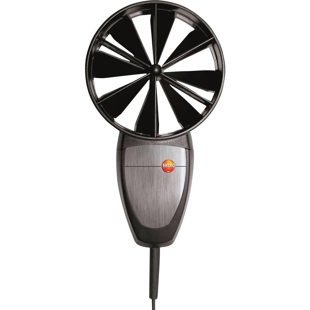 Sonda testo 0635 9435 sonda z vetrnico/temperaturna sonda ( 100 mm) - za zračnike, 0635 9435