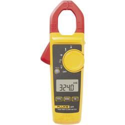Kal. ISO Tokovne klešče, ročni multimeter digitalni Fluke 324 kalibracija narejena po: ISO CAT III 600 V, CAT IV 300 V število m