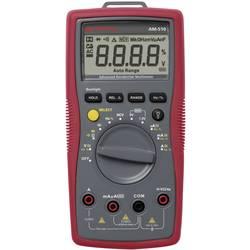 Ročni multimeter, digitalni Beha Amprobe AM-510-EUR kalibracija narejena po: delovnih standardih, CAT III 600 V število znakov n
