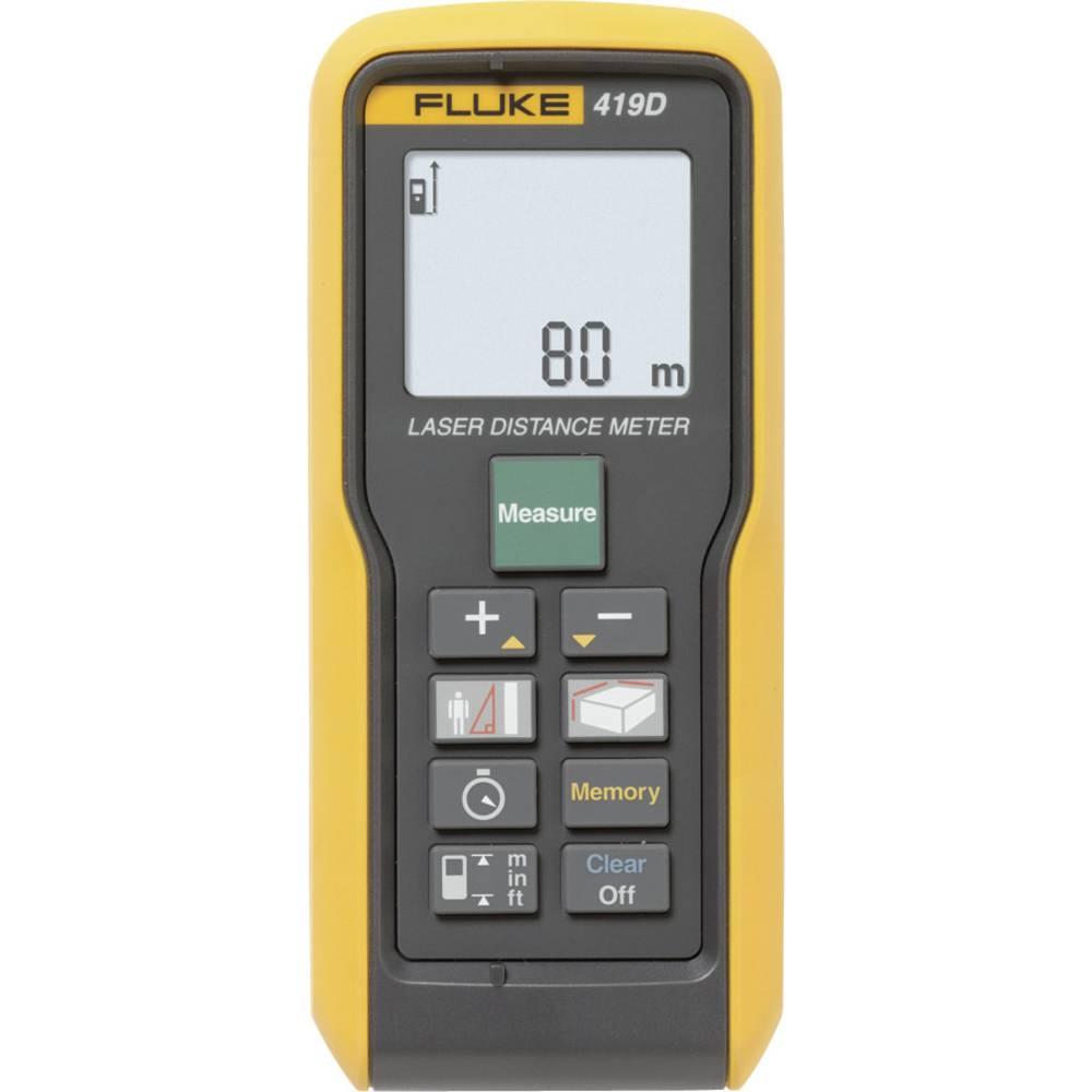 Fluke Fluke 419D laserski merilnik razdalje, adapter za stativ 6.3 mm (1/4
