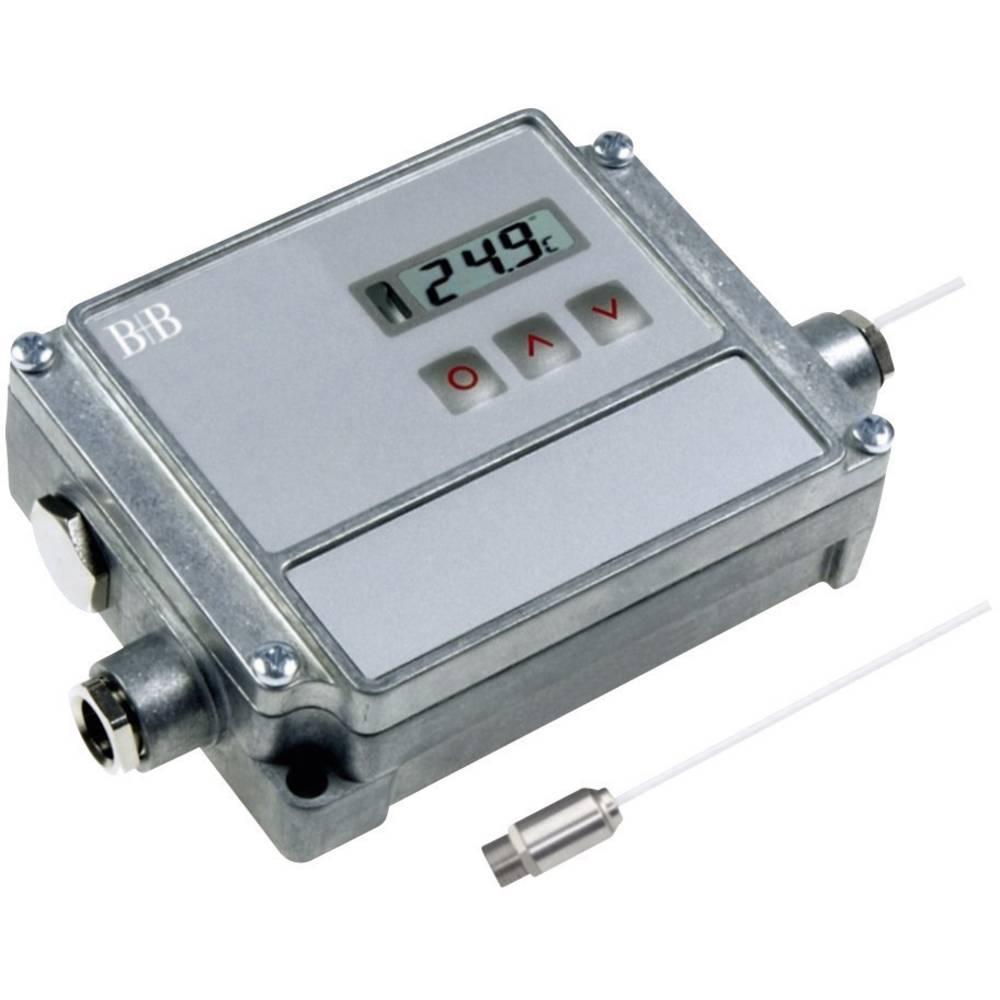 Infrardeči termometer B+B Thermo-Technik DM21 D optika 2:1 -40 do +600 °C kalibracija narejena po: ISO