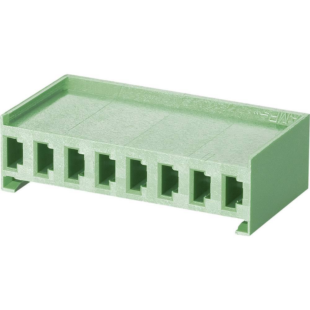 Tilslutningskabinet-kabel AMPMODU MOD I Samlet antal poler 6 TE Connectivity 280592 Rastermål: 3.96 mm 1 stk