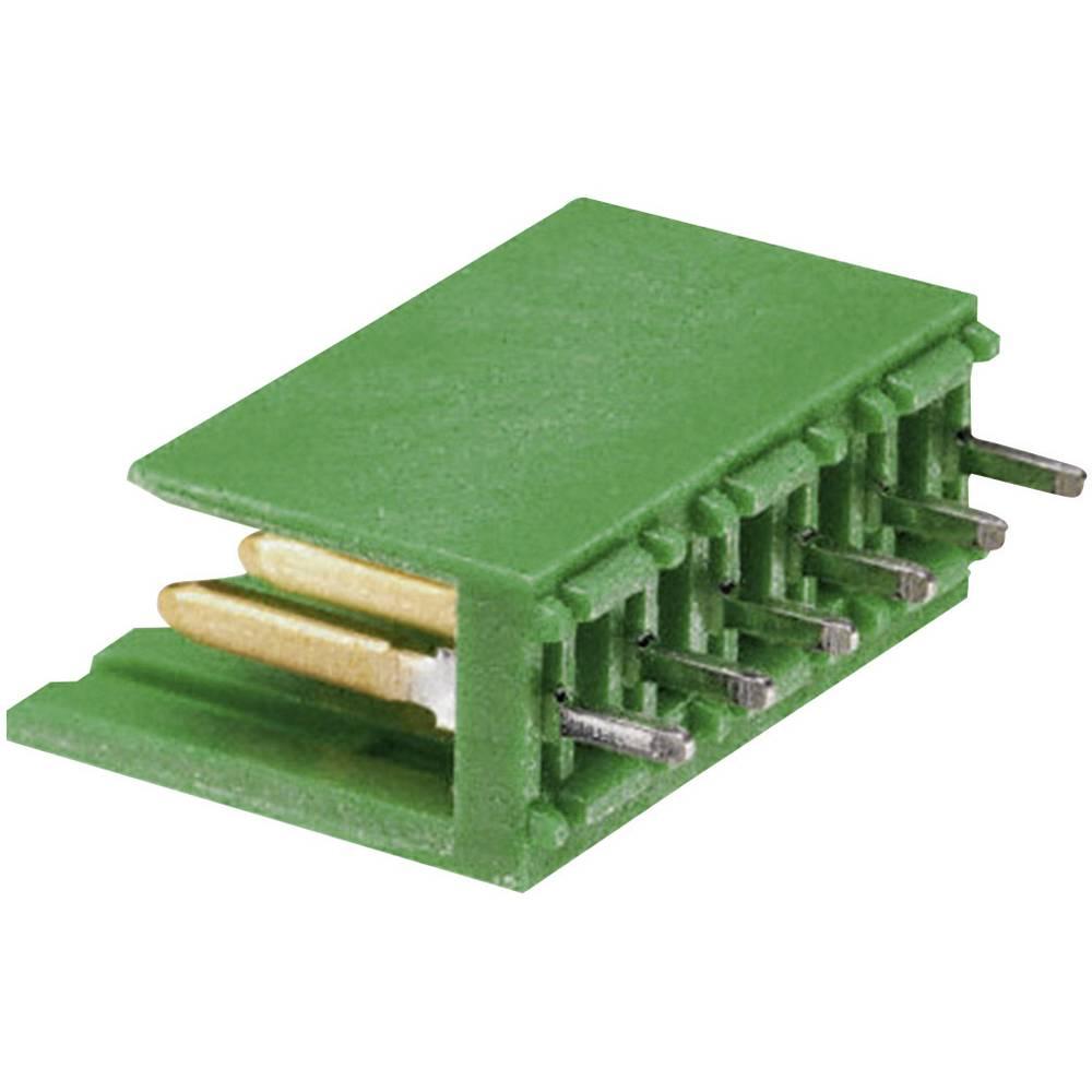 Stiftliste (standard) AMPMODU MOD I (value.1360572) Samlet antal poler 2 TE Connectivity 280609-2 Rastermål: 3.96 mm 1 stk