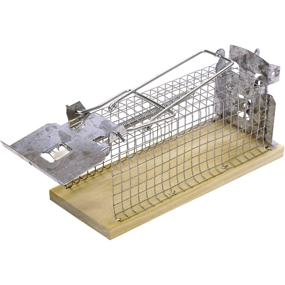Swissinno kavez za miševe Humana zamka Classic odbijanje životinja i štetočina okrugli kavez 1 584 001