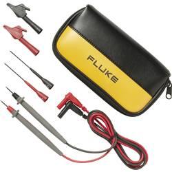 Varnostni-merilni kabelski komplet [ lamelni vtič 4 mm - testna konica] 1.50 m črne barve, rdeče barve Fluke TL80A-1