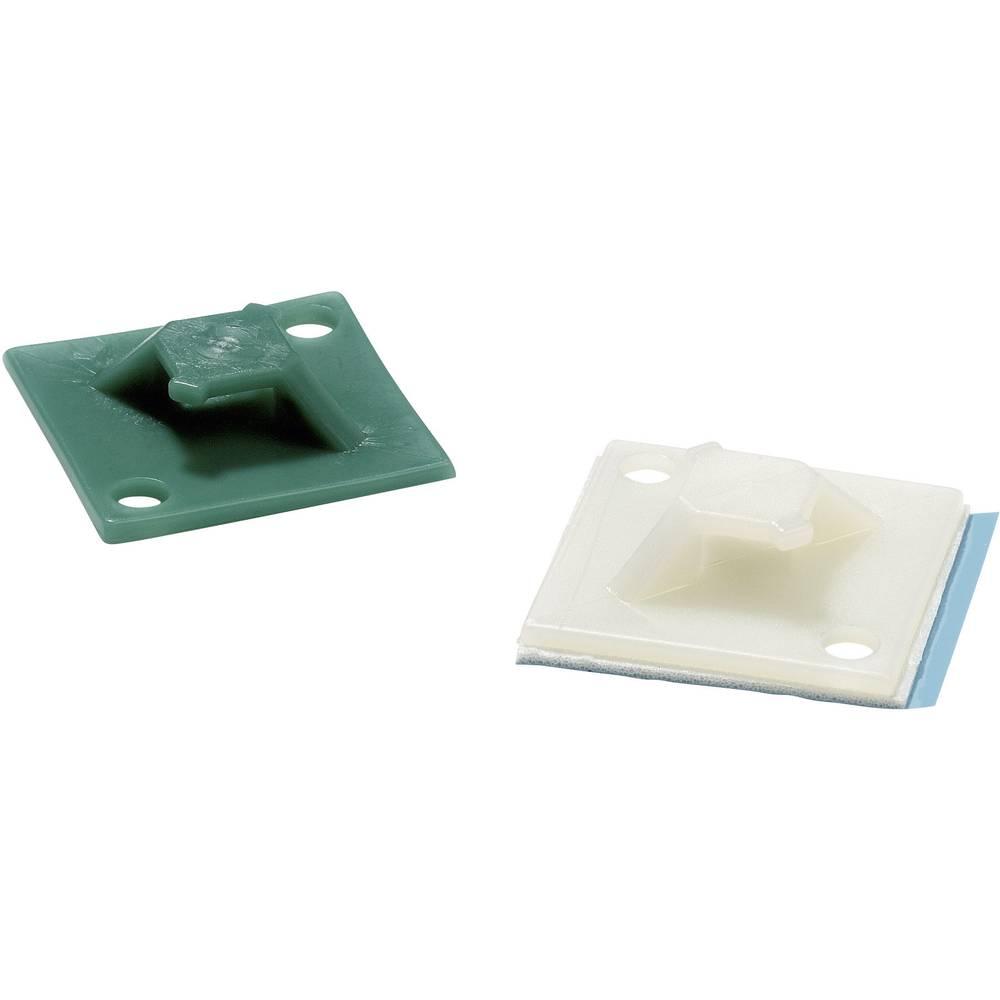 Pritrdilno podnožje, namestitev s privijanjem naravne barve LappKabel 61724420 TC 104 1000 kos