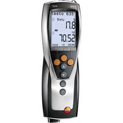 Merilnik vlažnosti zraka (higrometer) testo 635-2 0 % rF 100 % rF kalibracija narejena po: delovnih standardih