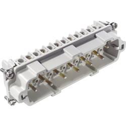 Stiftindsats EPIC® H-BVE 10 10270110 LappKabel Samlet poltal 10 + 2 + PE 5 stk