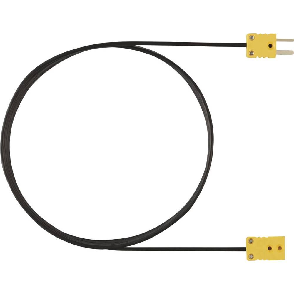 Podaljšek testo 0554 0592 kabelski podaljšek, 5 m, za termoelement-tipalo tip K, primeren za termometer testo 925 0554 0592