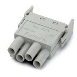 Tilslutningsmodul EPIC® MC 10399100 LappKabel Samlet poltal 4 10 stk