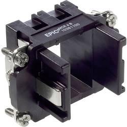 Ramme til 2 bøsningsmoduler og H-B 6 hus EPIC® MC 10381100 LappKabel 5 stk
