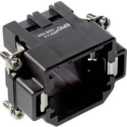 Ramme til 2 stiftmoduler og H-B 6 hus EPIC® MC 10381000 LappKabel 5 stk