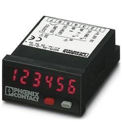 Phoenix Contact MCR-SL-D-FIT - digitalni prikaz za mjerenje i prikaz frekvencija, impulsa i vremena