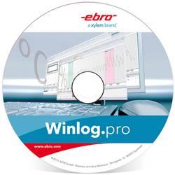 ebro Winlog.pro program za učenje Primerno za blagovno znamko (merilna oprema) Ebro Ebro ebro® EBI 20, Ebro ebro® EBI 25