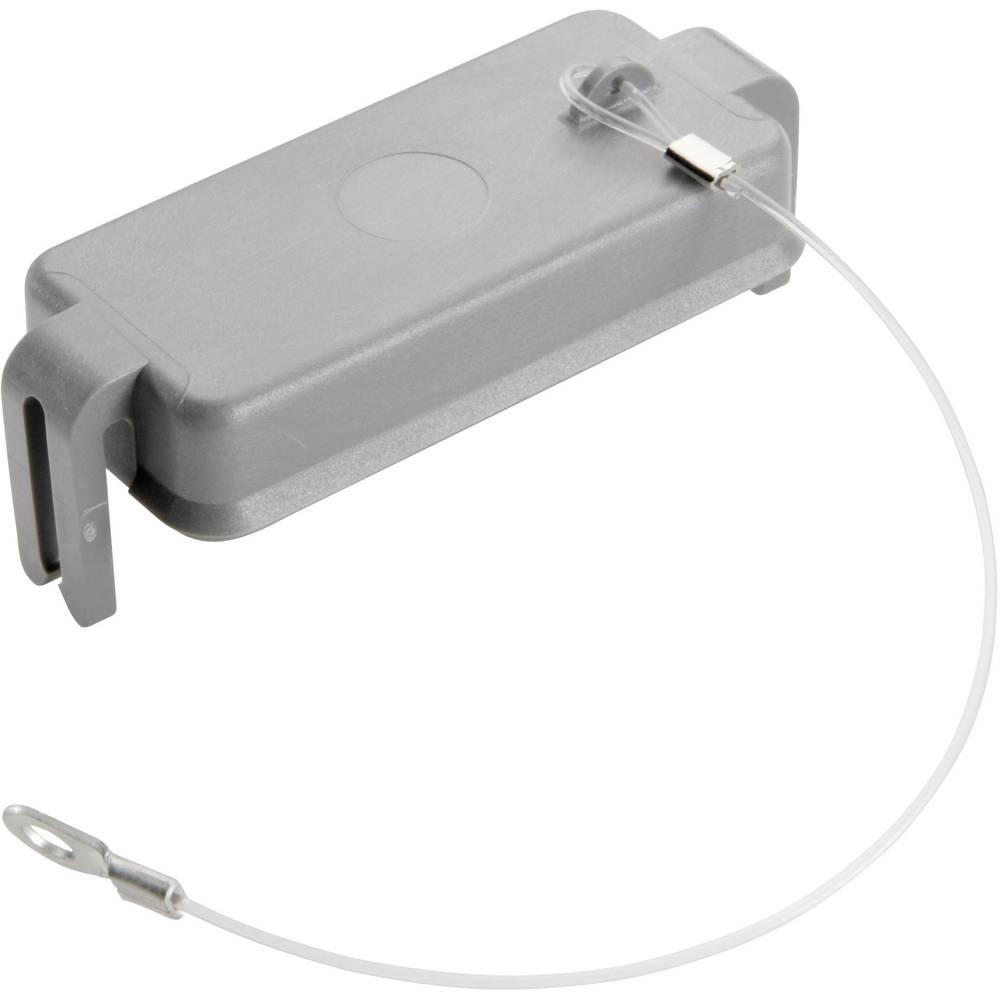 Zaščitni pokrov z ročico za pokrov, z vrvico z ušescem, serija serija H-A 16 H-A 16 10469600 LappKabel 5 kosov
