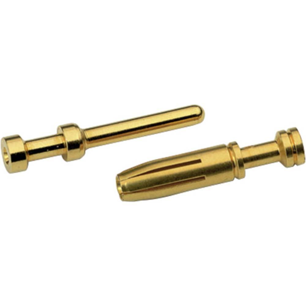 Kontaktna vtičnica, vrtljiva, serija H-BE 2,5 H-BE 2,5 11197100 LappKabel 100 kosov
