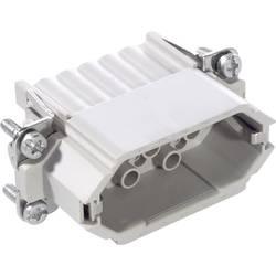 Enota za vtične konice EPIC® H-D 15 11255000 LappKabel skupno število polov 15 + PE 5 kosov