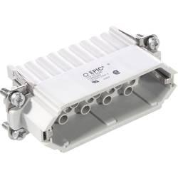 Enota za vtične konice EPIC® H-D 25 11260000 LappKabel skupno število polov 25 + PE 5 kosov
