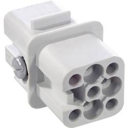 Vtična enota EPIC® H-D 7 11251000 LappKabel skupno število polov 7 + PE 10 kosov