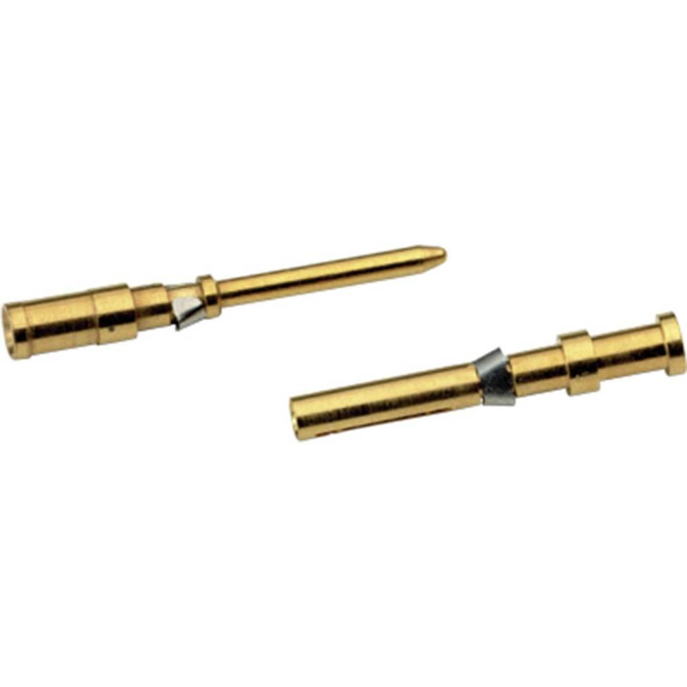 Kontaktne konice, vrtljive, serija H-D 1,6 H-D 1,6 13162800 LappKabel 100 kosov