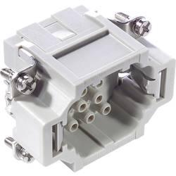 Stiftindsats EPIC® H-EE 10 10180400 LappKabel Samlet poltal 10 + PE 10 stk