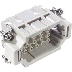 Stiftindsats EPIC® H-EE 18 10182400 LappKabel Samlet poltal 18 + PE 10 stk