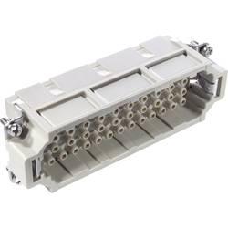 Stiftindsats EPIC® H-EE 46 10186400 LappKabel Samlet poltal 46 + PE 5 stk