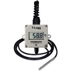 Zapisovalnik podatkov o temperaturi Greisinger T-Logg 100 E merjenje temperature -25 do 120 °C kalibracija narejena po delovnih