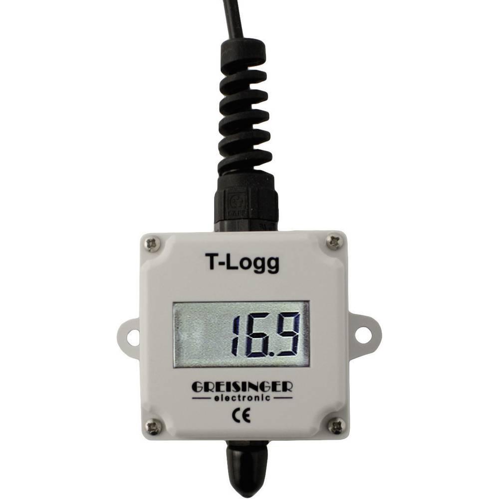 Kalib. ISO-Uređaj za zapisivanje i pohranu mjernih podataka GreisingerT-Logg 120K, 4-20 mA, 16.000 v 600680