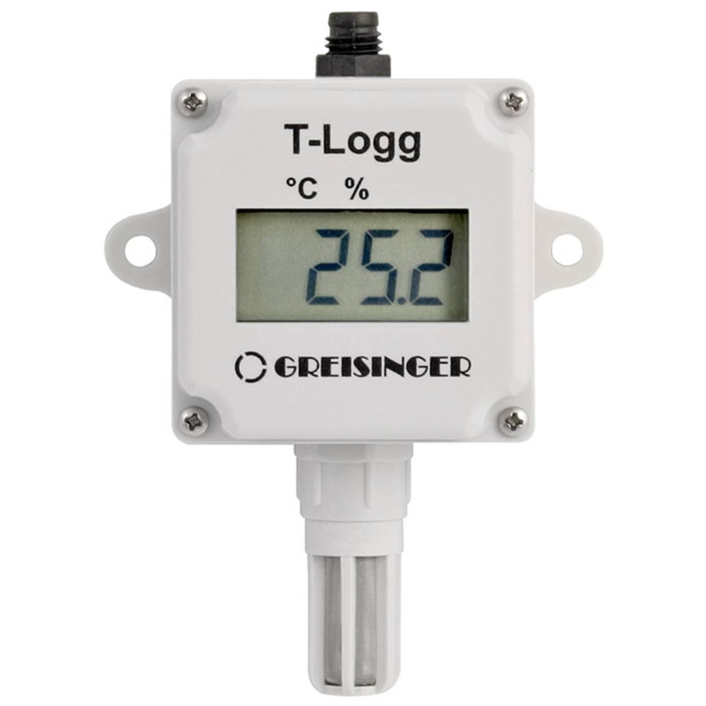 Multi-zapisovalnik podatkov Greisinger T-Logg 160 komplet za merjenje vlažnosti zraka, temperature -25 do +60 °C 0 do 100 % rF k