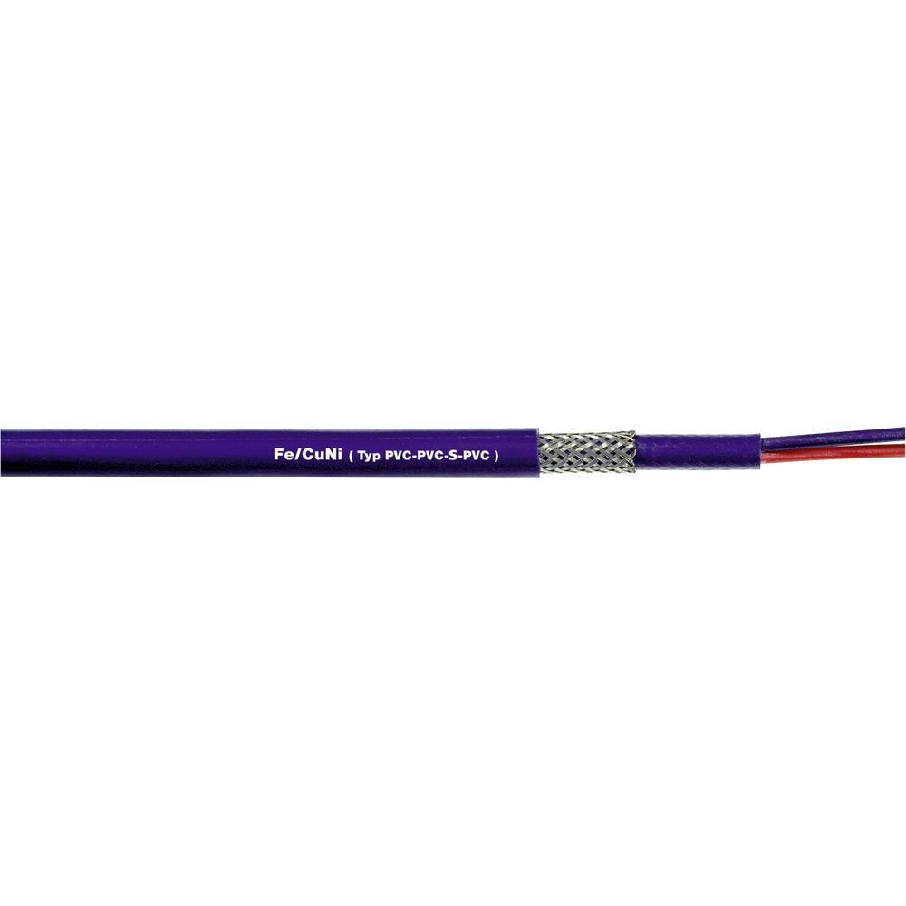 Kabel za priključitev termo elementov 4 x 1.5 mm črne barve LappKabel 0165501 50 m