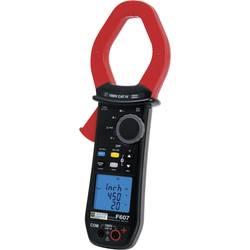 Tokovne klešče, digitalne Chauvin Arnoux F607 kalibracija narejena po: delovnih standardih, CAT IV 1000 V število znakov na zasl