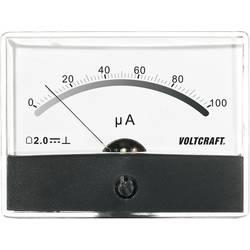 Analog panelmätare VOLTCRAFT AM-86X65/100µA